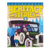 BJU Press, Heritage Studies 5 Student Text, 4th Edition, Grade 5