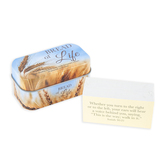 Christian Art Gifts, Bread of Life Promise Cards, 2 x 4 Inches