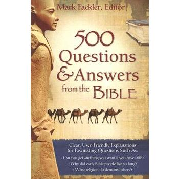 500 Questions & Answers from the Bible