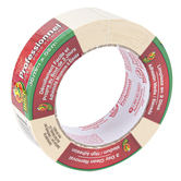 ShurTech Brands, Duck, Professional Painter's Tape, White, 1.41 Inches x 60 Yards