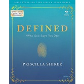 Defined: Bible Study Kit for  Teen Girls & Young Women, by Priscilla Shirer, Kit