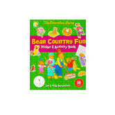 The Berenstain Bears, Bear Country Fun, Sticker & Activity Book