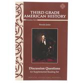 Memoria Press Discussion Questions for American Studies Supplemental Reading Set, Grade 3