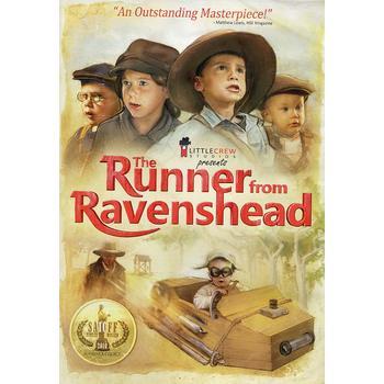 The Runner From Ravenshead, DVD