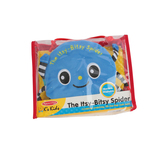 Melissa & Doug, Itsy-Bitsy Spider Soft Activity Book, Cloth, All Ages