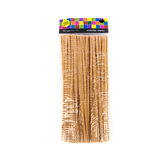 Tree House Studio, Chenillie Stems,12 x1/4 Inches, Light Brown, 140 Count