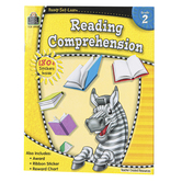 Teacher Created Resources, Ready-Set-Learn Activity Book: Reading Comprehension, Paperback, Grade 2