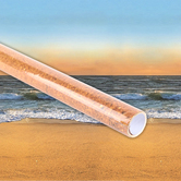 Renewing Minds, Bulletin Board Paper Roll, Beach, 48 Inch x 12 Foot Roll, 1 Each