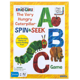 Briarpatch, The Very Hungry Caterpillar Spin & Seek Game, Supports 2 to 4 Players, Ages 3 & Older