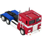 Master Toys and Novelties, Inc., Transformer Movie Vehicle, Red & Blue, 6 inches