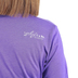 Ruby's Rubbish, What A Friend, Women's Short Sleeve T-shirt, Purple Heather, Small