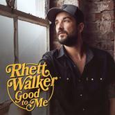 Good to Me, by Rhett Walker, CD