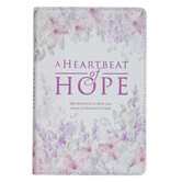 A Heartbeat of Hope Devotional for Women: 366 Devotions, by Christian Art Gifts, Imitation Leather