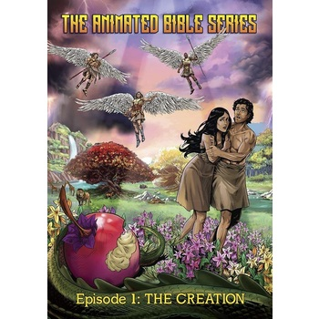 The Animated Bible Series: Episode 1: The Creation, DVD