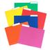 Primary Color File Folders