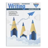 Newmark Learning, Meaningful Mini-Lessons and Practice Writing Resource Book 5, 136 Pages, Grade 5