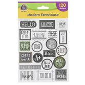 Teacher Created Resources, Modern Farmhouse Stickers, 120 Stickers