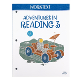 BJU Press, Adventures in Reading 3, Student Worktext, 3rd Edition, Grade 3