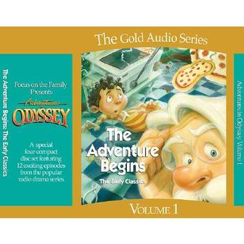 Adventures in Odyssey, The Adventure Begins: And Other Early Classics, by Focus On The Family