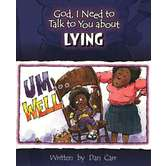 God, I Need to Talk to You about Lying, by Dan Carr, Paperback