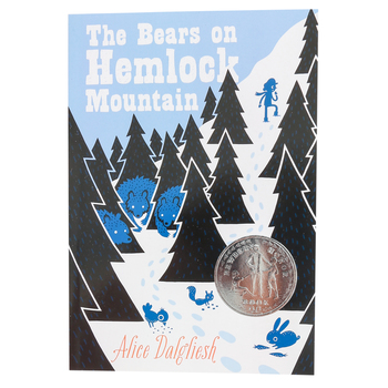 The Bears on Hemlock Mountain by Alice Dalgliesh, Paperback, 64 Pages, Grades K-5