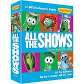 VeggieTales, All The Shows, Volume 2, 2000-2005, 5-Disc DVD Set