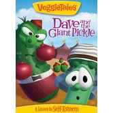 VeggieTales: Dave and the Giant Pickle Kids DVD, A Lesson in Self-Esteem