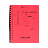Arkansas History in Light of the Cross High School Workbook, Second Edition, 40 Pages, Grades 9-12
