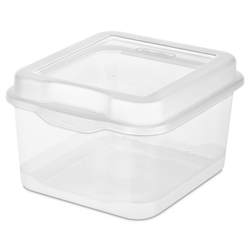 Flip Top Storage Box Small