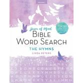 Peace Of Mind: Bible Word Search: The Hymns: Volume 2, by Linda Peters, Paperback