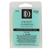 Sweet Jasmine Wickless Fragrance Cubes, Green, 2 1/2 ounces