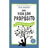 Una Vida Con Proposito: Devocional Para Ninos, by Rick Warren, Hardcover