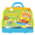 Toysmith, Prep & Play Cook Play Set, 26 Pieces