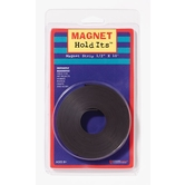 """1/2""""x10' Roll Magnet Strip with Adhesive"""