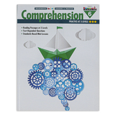 Newmark Learning, Meaningful Mini-Lessons and Practice Comprehension Resource Book, 136 Pages, Grade 6