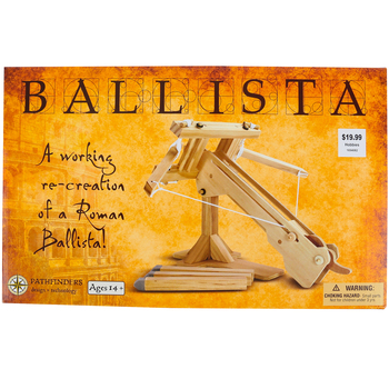 Pathfinders, Ballista Kit, Grades 9 and up