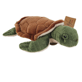 Aurora, Miyoni, Sea Turtle Stuffed Animal, 11 Inches