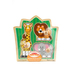 Melissa & Doug, Jungle Friends Jumbo Knob Wooden Puzzle, Ages 12 Months and Older, 3 Pieces