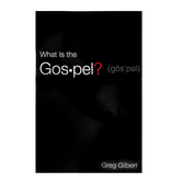 Good News Tracts, What Is the Gospel, by Greg Gilbert, Set of 25 Tracts