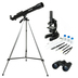 Celestron, Telescope, Microscope and Binocular Science Kit, Ages 14 Years and Older, 1 Kit