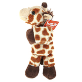 Wild Republic, Giraffe Huggers Stuffed Animal, Orange & White, 8 inches