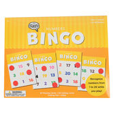 The Brainery, Numbers Bingo, 1 to 36 Players, Ages 4 and up