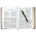 ESV Study Bible, Large Print, TruTone, Black