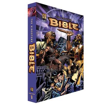 The Kingstone Bible, Volume 1, by Art A. Ayris