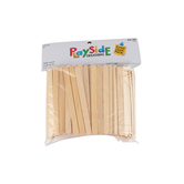 Playside Creations, Craft Sticks, 4 1/2 x 3/8 Inches, Natural, Pack of 300