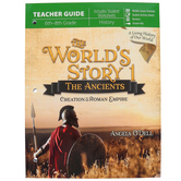 Master Books, The World's Story 1: The Ancients, by Angela O'Dell, Teacher, Grades 6-8