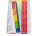 Salt & Light, Color-Coded Bible Tabs, Multi-Color, 72 Tabs