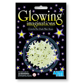 4M, Glow In The Dark Mini Stars, 60 Pieces, Ages 3 and up