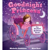 Good Night Princess: The Perfect Bedtime Book, by Michelle Robinson, Paperback