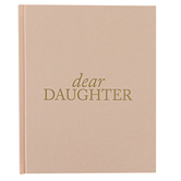 Duncan and Stone, Dear Daughter Prayer Journal, Linen Cloth, Pink, 9 1/4 x 7 3/4 Inches, 230 Pages